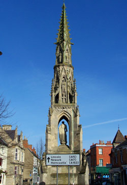 Handley's Monument in Sleaford